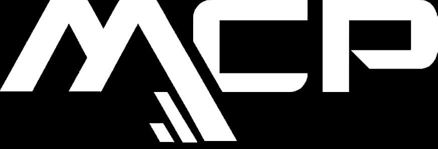 MCPSA White Logo